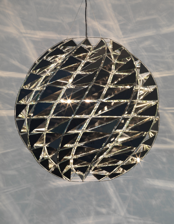 Olafur Eliasson-Grey Activity Sphere-2010