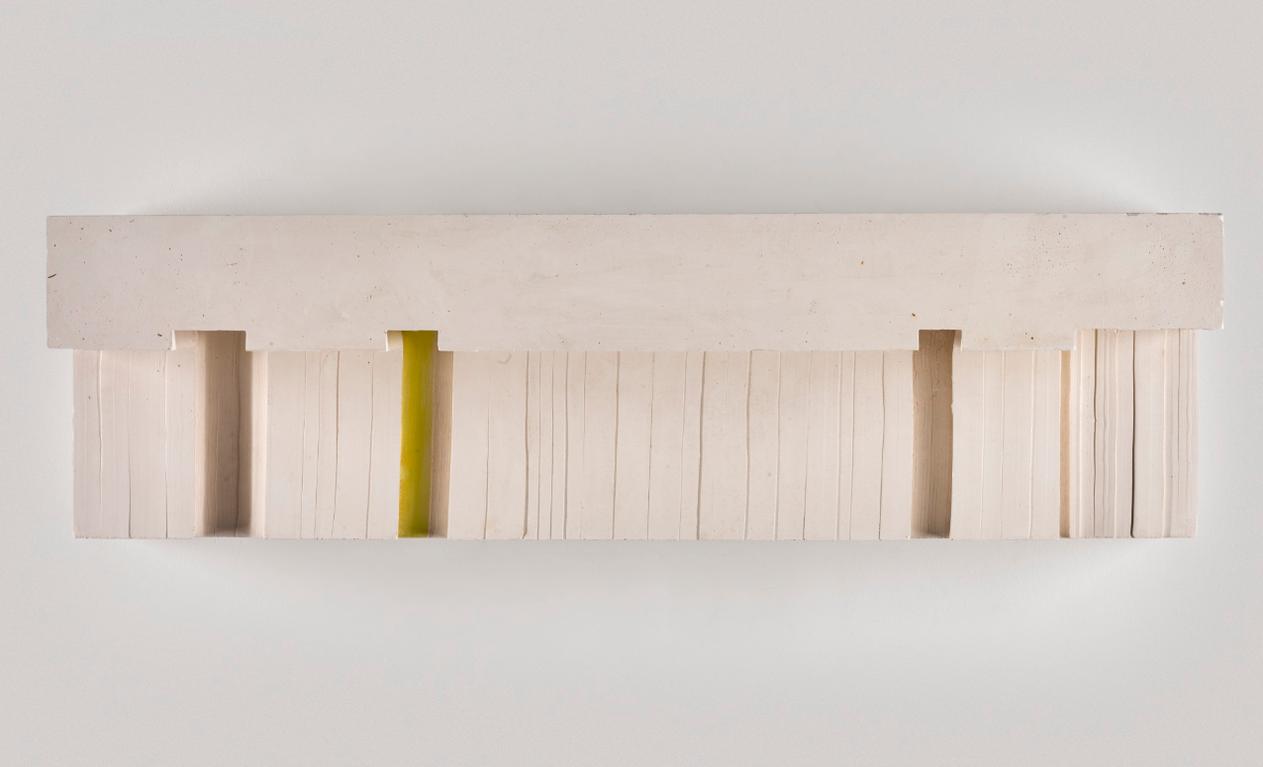 Rachel Whiteread-Untitled (Shelf)-1997