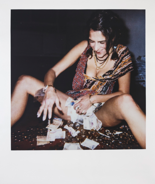 Tracey Emin-Good Smile Great Come-2000