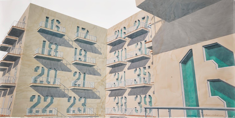 Los Carpinteros-Edificio De Numeros-2014