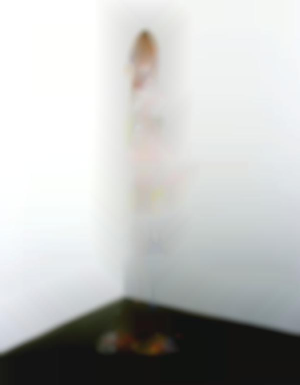 Tom Friedman-Untitled (String Figure)-2005