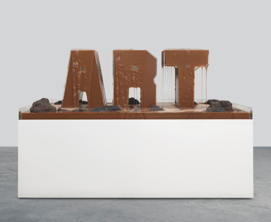 Doug Aitken-Fountain (Earth Fountain)-2012