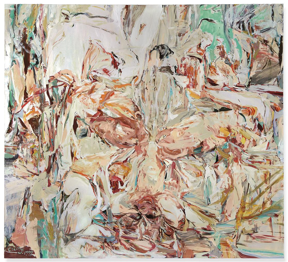 Cecily Brown-Night Passage-1999
