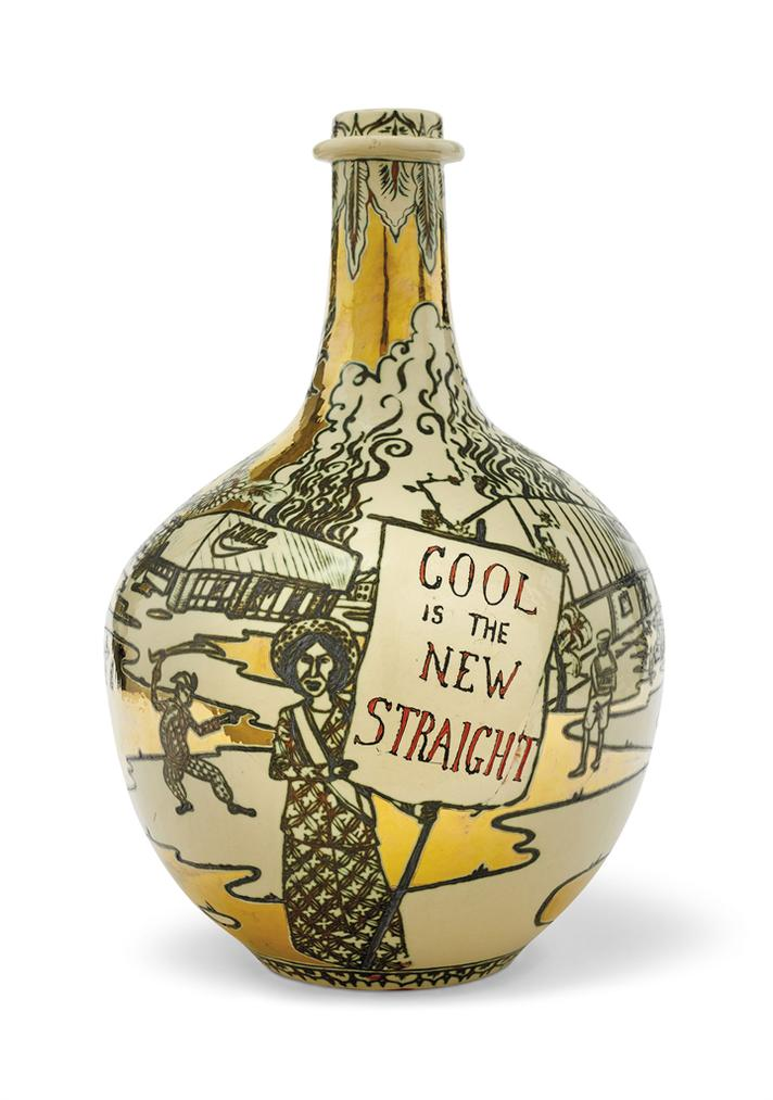Grayson Perry-Style Riot-2003