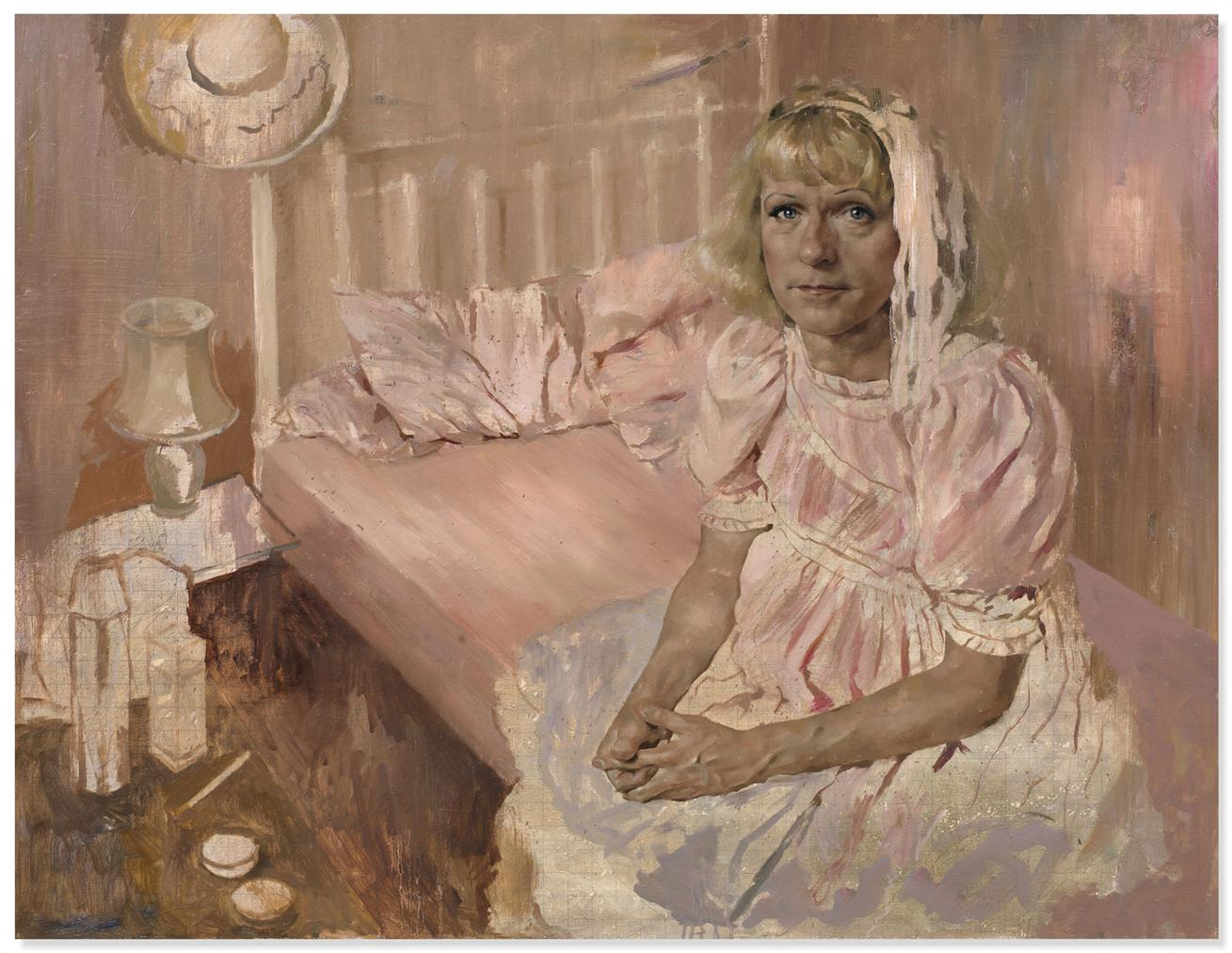 Jonathan Yeo-Claires Room (Grayson Perry)-2013