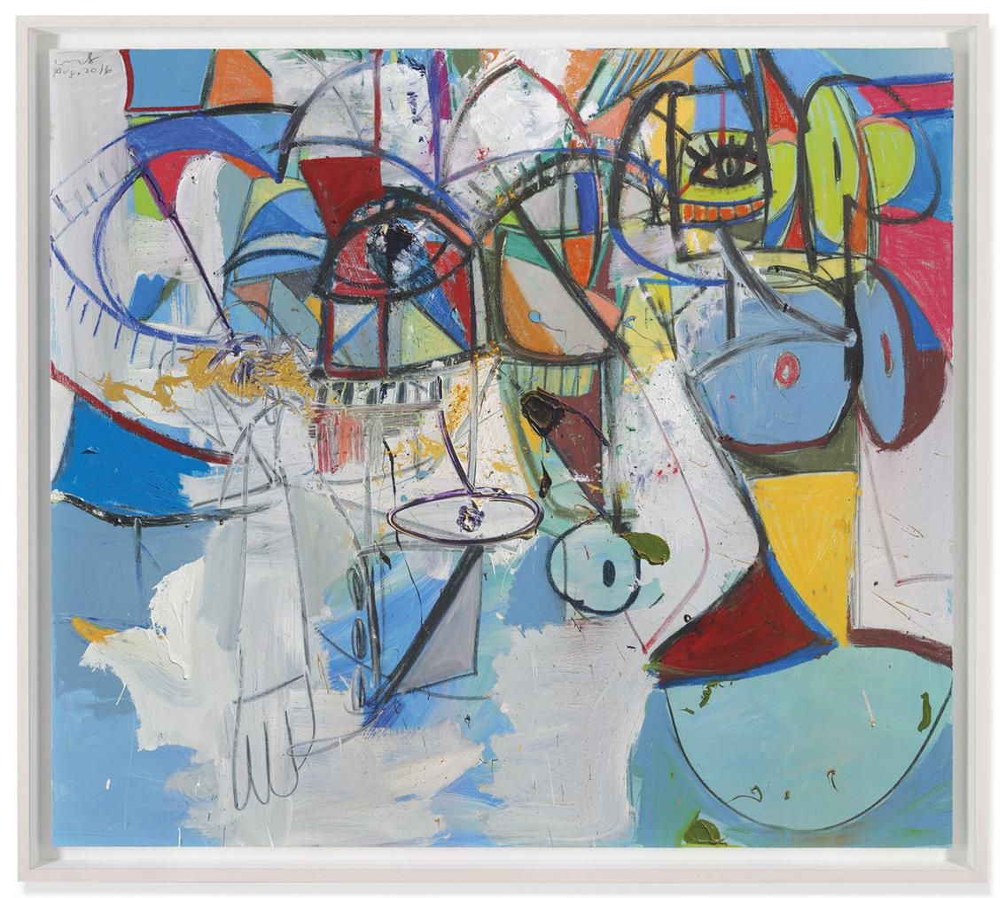 George Condo-Untitled-2016