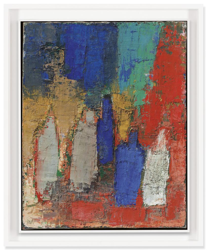 Nicolas de Stael-Bouteilles (Bottles)-1952