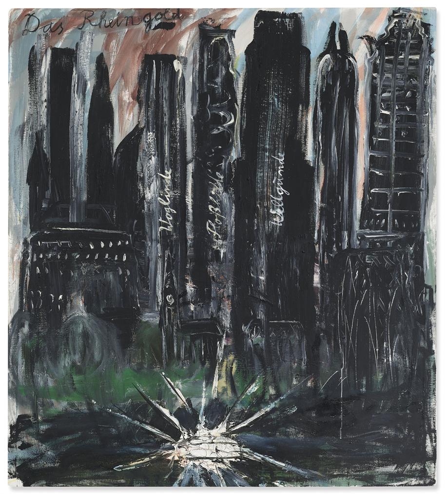 Anselm Kiefer-Das Rheingold-1981