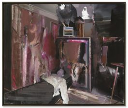 Adrian Ghenie-The Collector 4-2009