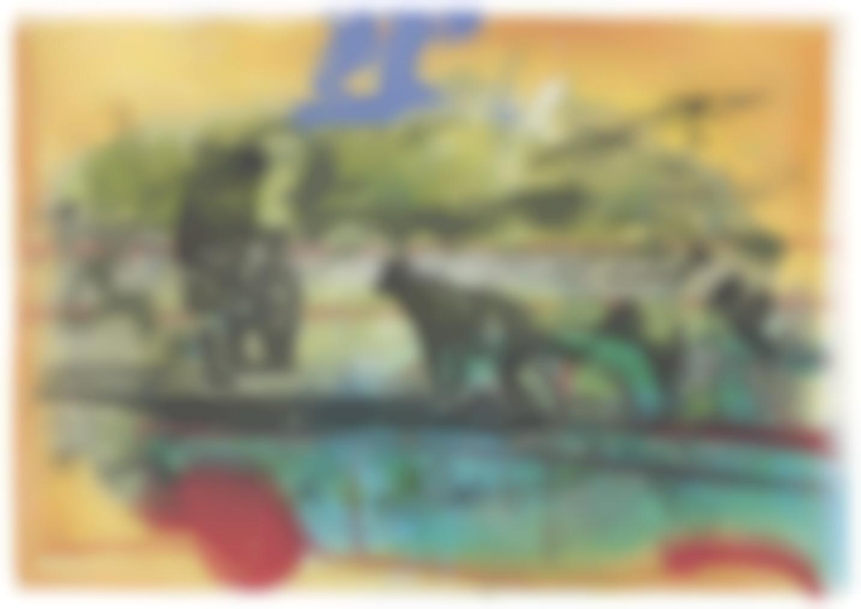 Sigmar Polke-Untitled-1976