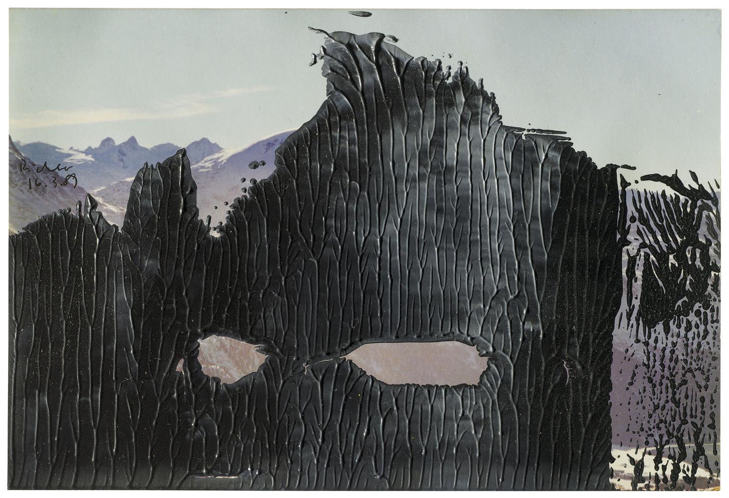 Gerhard Richter-Untitled (16.3.89)-1989