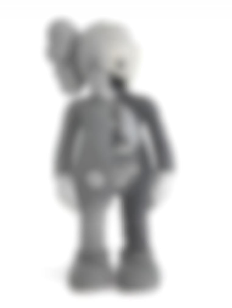 KAWS-Dissected Companion (Grey)-2009