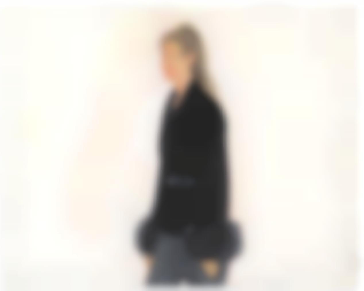 Alex Katz-Yvonne-1997