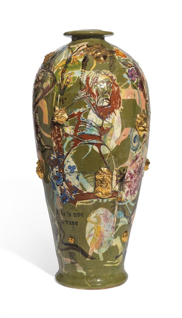 Grayson Perry-This Is Not A Vase-1994