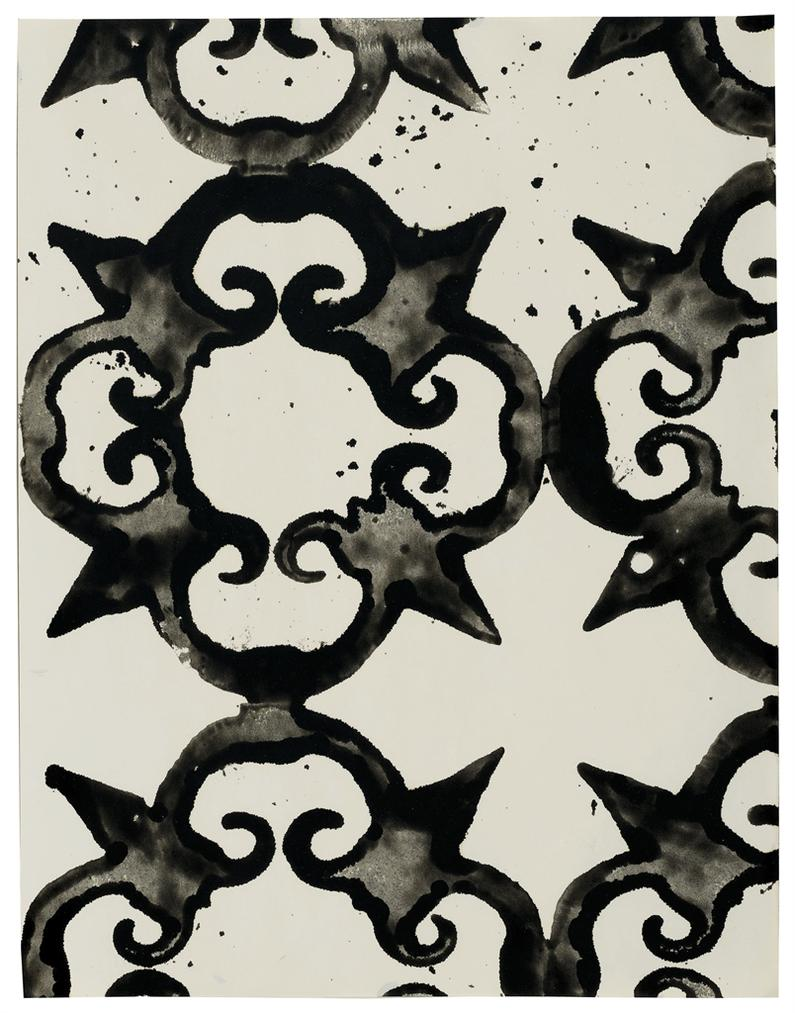 Christopher Wool-Untitled-1988