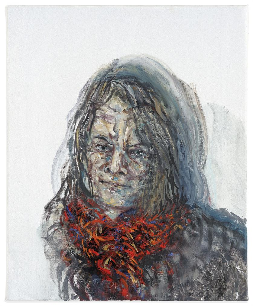 Maggi Hambling-Sarah Lucas (I)-2013