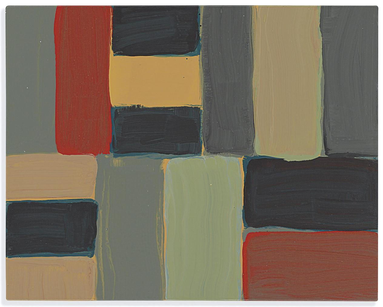 Sean Scully-Pale Green-2006