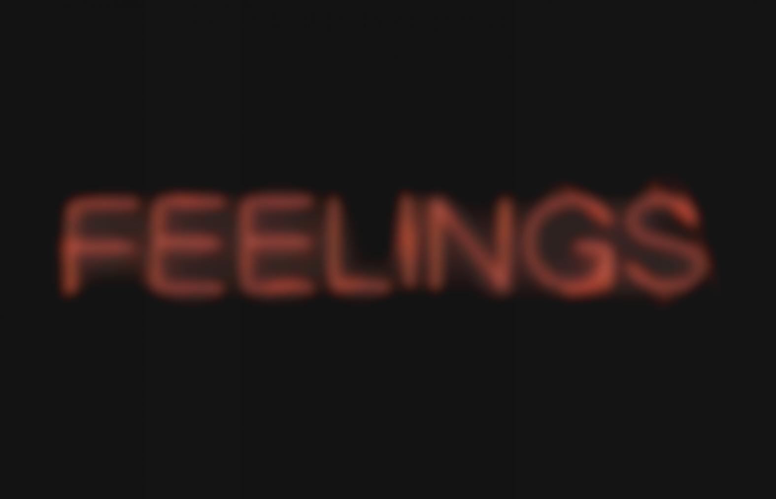 Martin Creed-Work No. 471 (Feelings)-2005