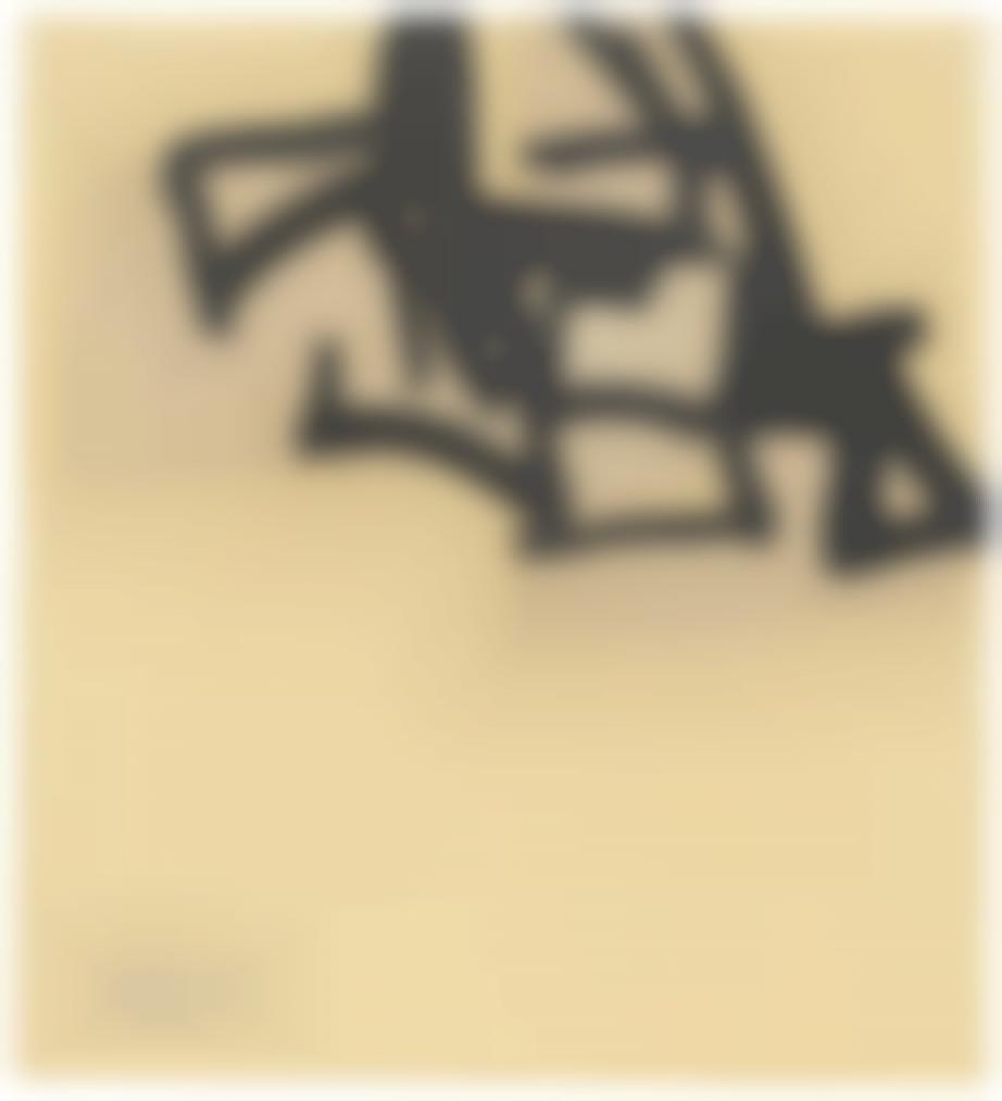 Eduardo Chillida-Untitled (Forms)-1965