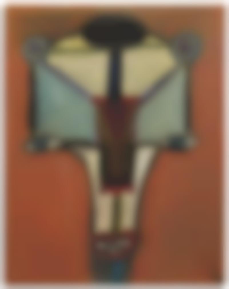 George Condo-Untitled-1983