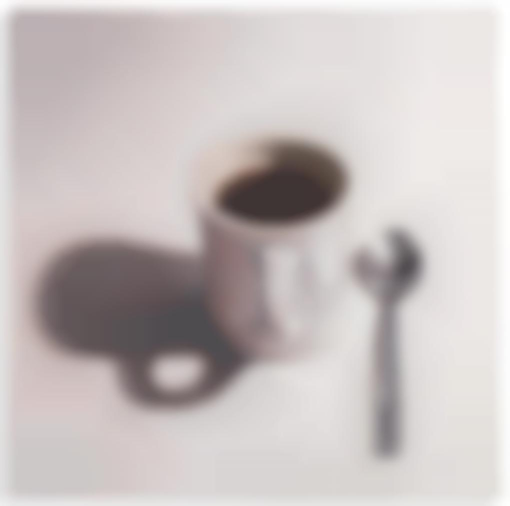 Ralph Goings-Cup And Spoon-2006