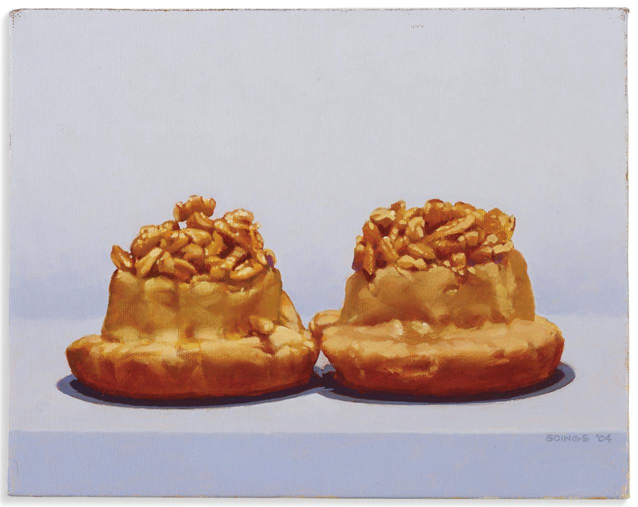 Ralph Goings-Sticky Buns-2004
