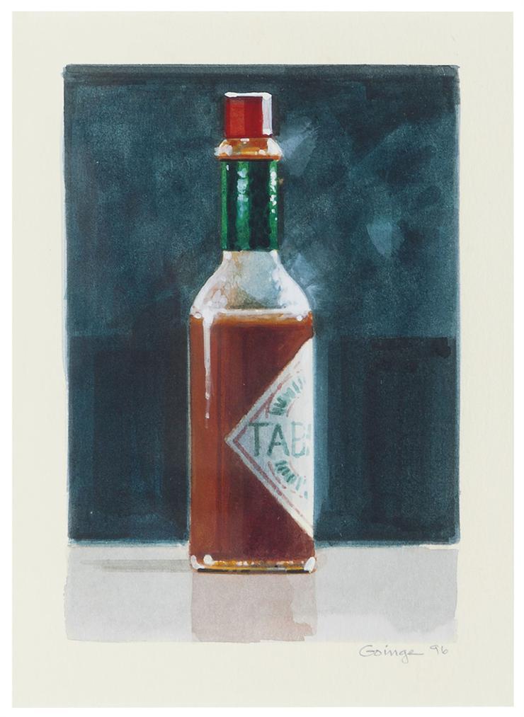 Ralph Goings-Hot Sauce-1996