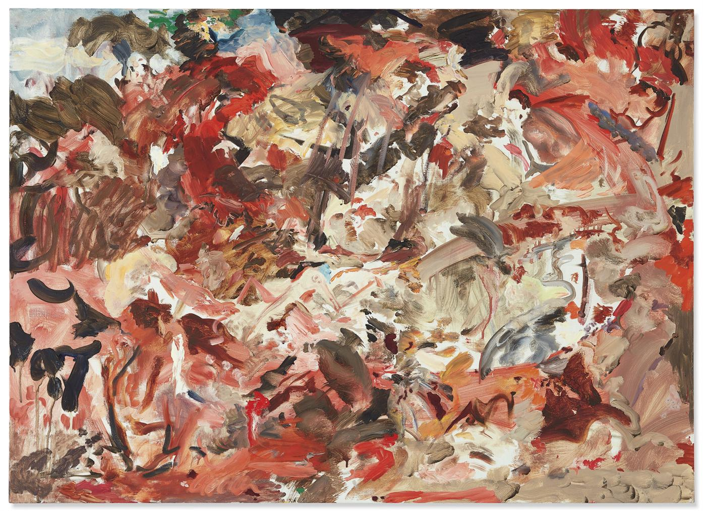 Cecily Brown-Yet To Be Titled-2008