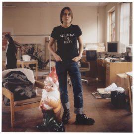 Sarah Lucas-Selfish In Bed I-2000