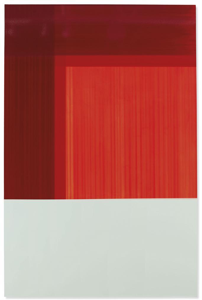 Rachel Howard-Red Painting-2007