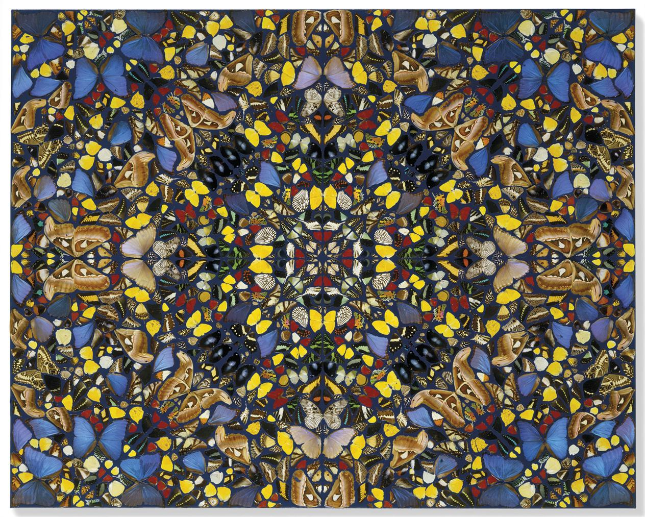 Damien Hirst-Incorruptible Crown-2006