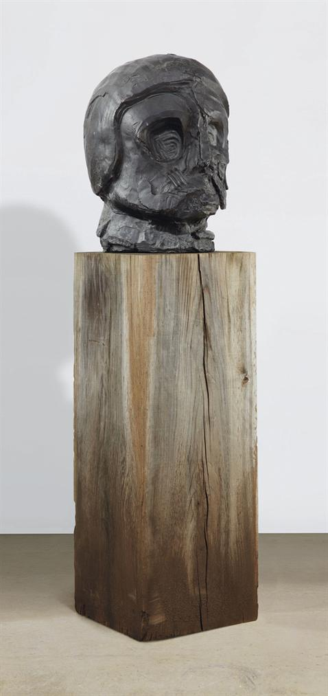 Thomas Houseago-Portrait-2009