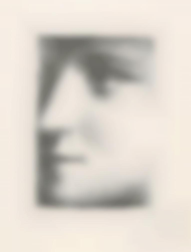 Pablo Picasso-Visage De Marie-Therese-1928