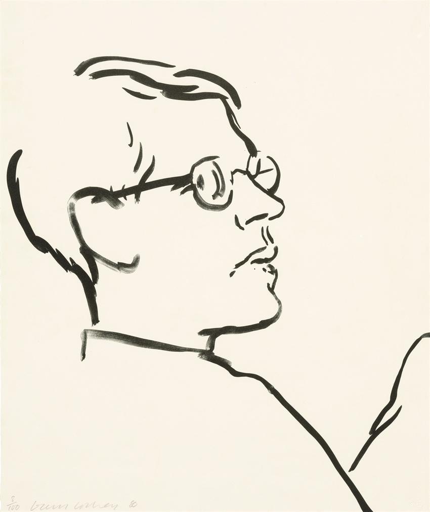 David Hockney-James-1980
