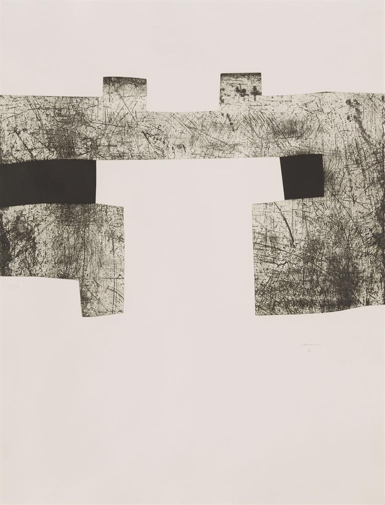 Eduardo Chillida-Zubi-Aundi-1989