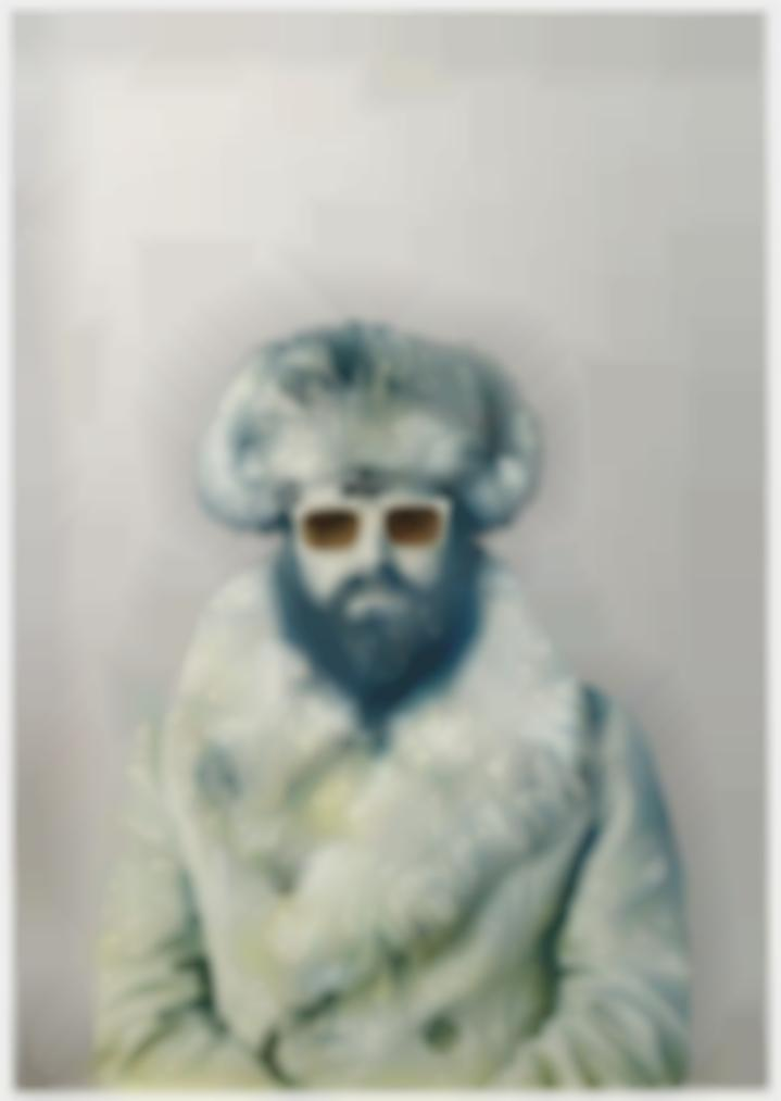 Michelangelo Pistoletto-Autoritratto (Self-Portrait)-1970