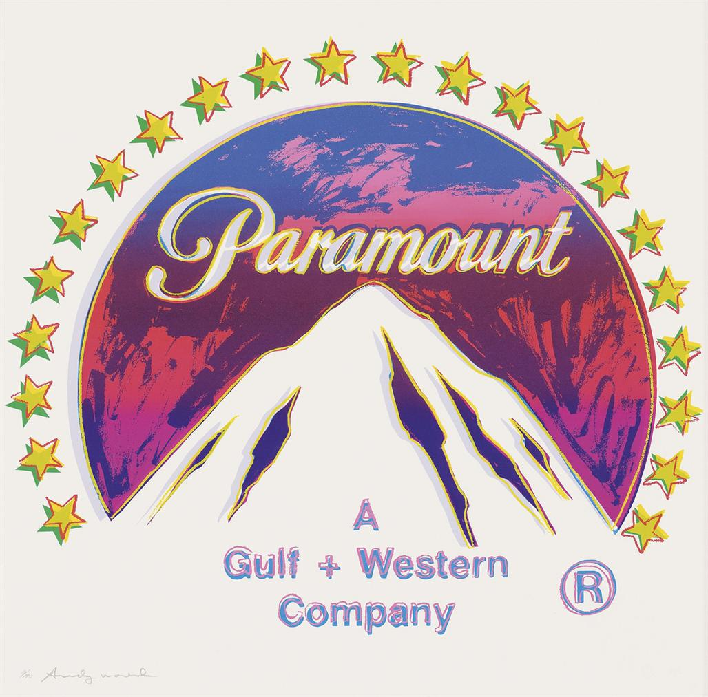 Andy Warhol-Paramount, From: Ads-1985