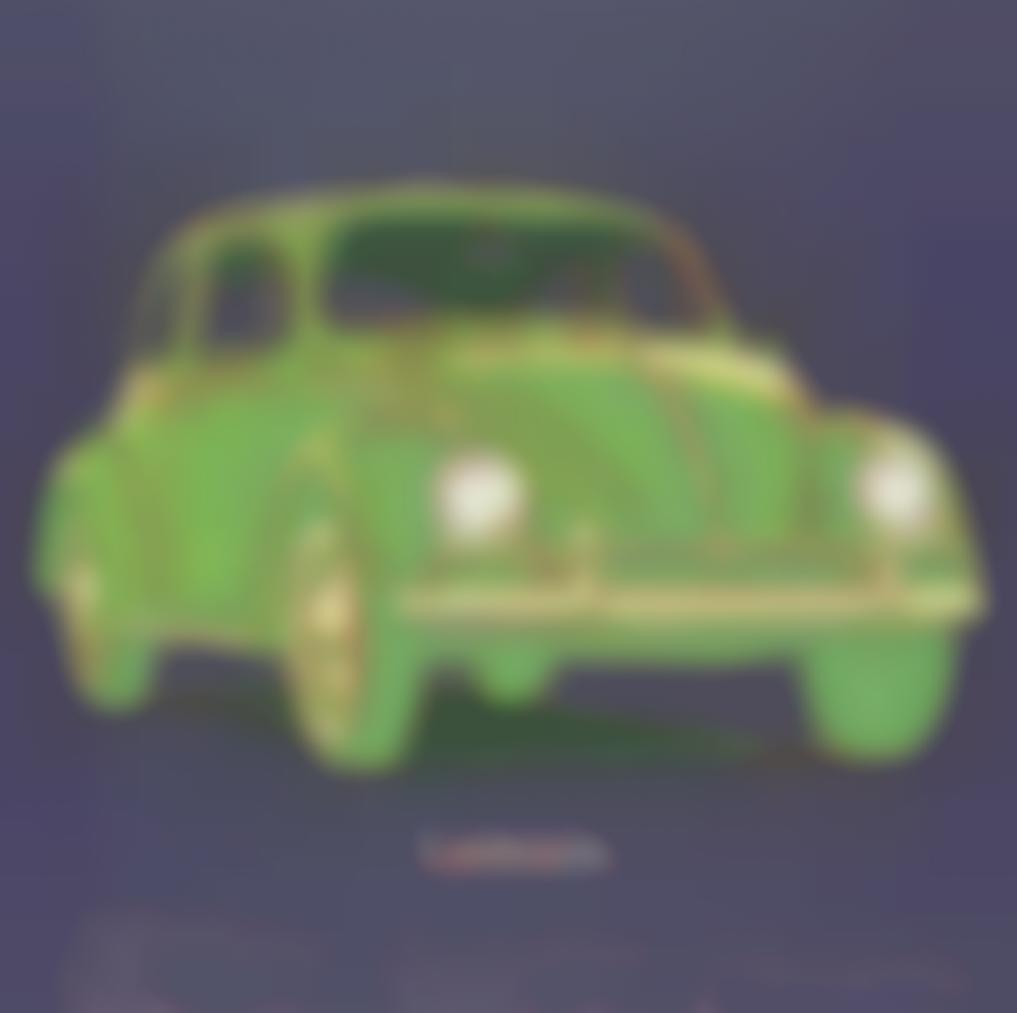 Andy Warhol-Volkswagen, From: Ads-1985