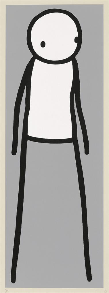 Stik-Walk (Grey)-2012