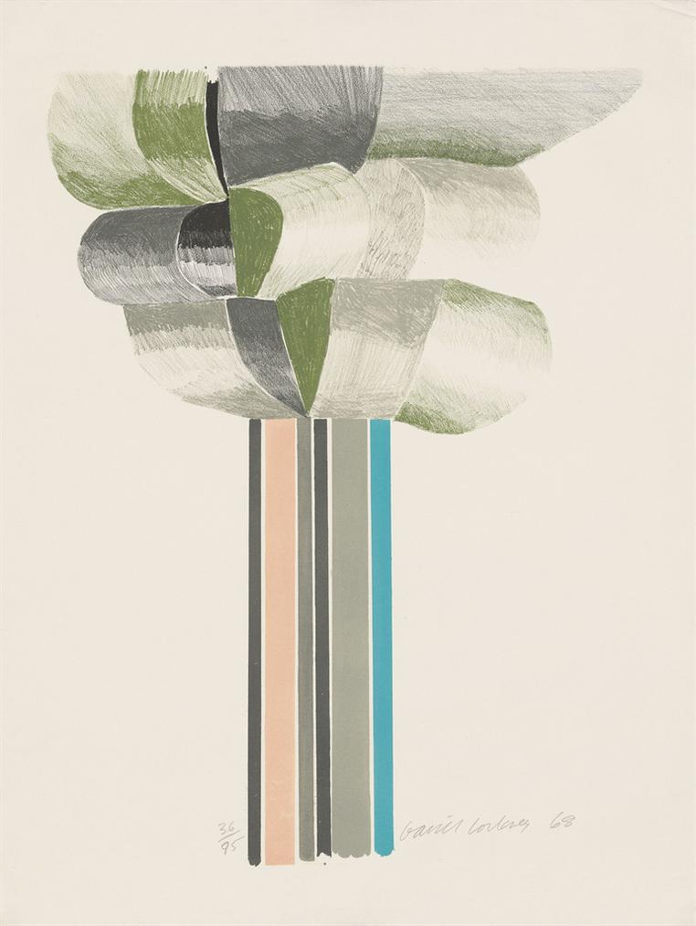 David Hockney-Tree-1968