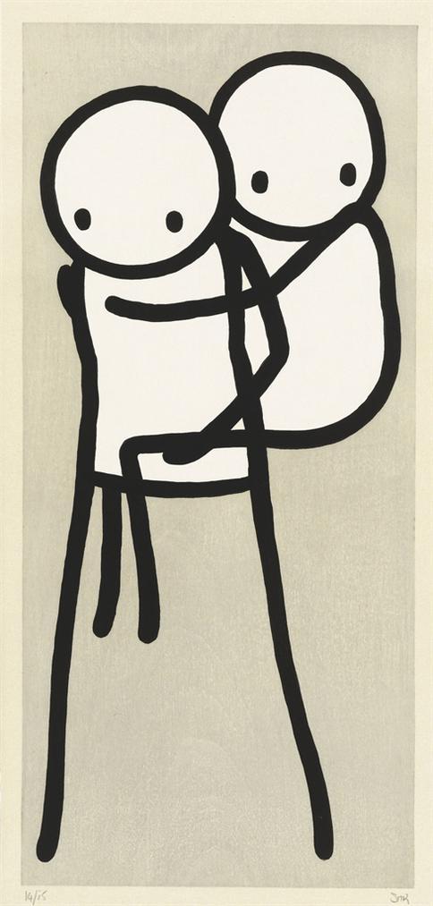 Stik-Onbu (Piggyback) (Grey)-2013
