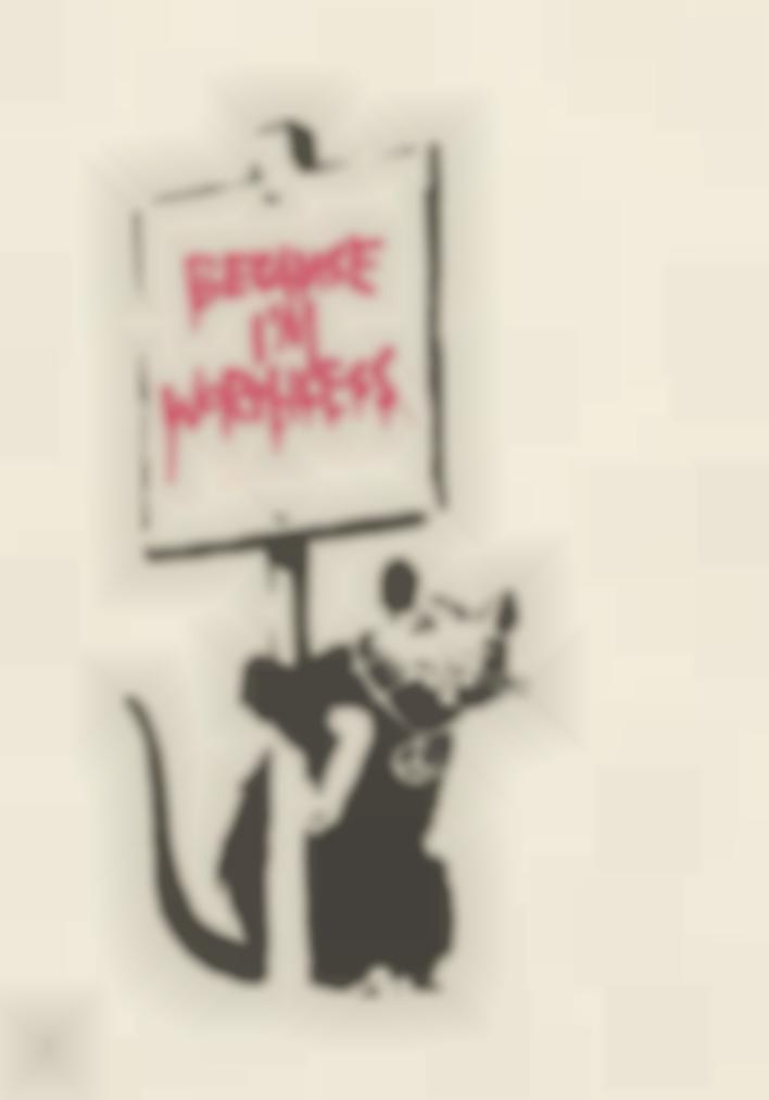 Banksy-Because Im Worthless-2004