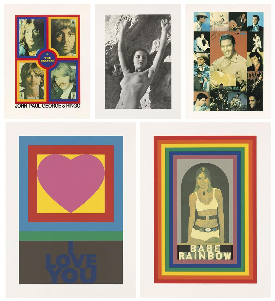 Peter Blake-Alphabet Series-1991