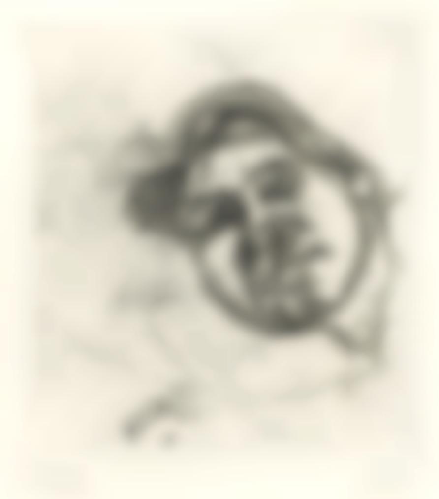 Lucian Freud-Bella (Second Version)-1982