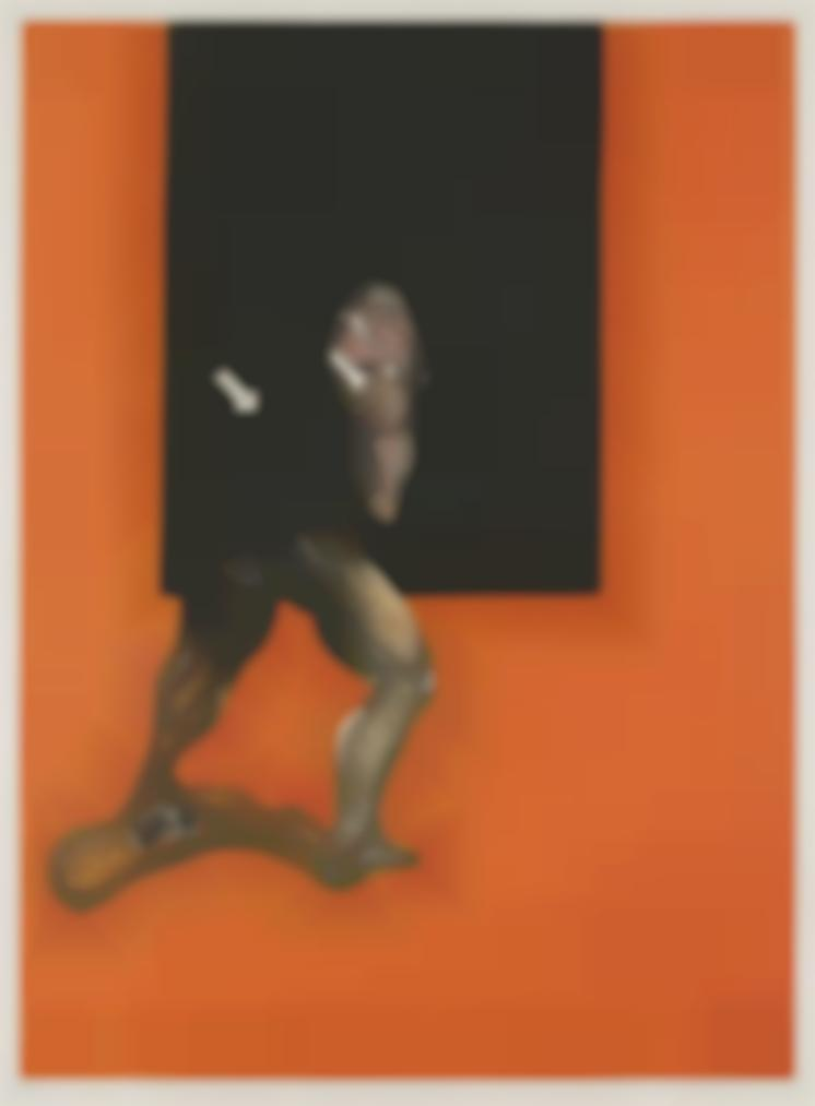 Francis Bacon-Study From Human Body-1992