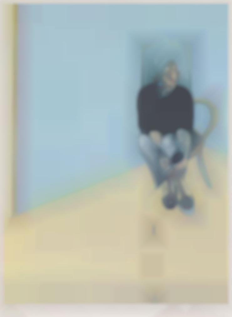 Francis Bacon-Study For Self-Portrait-1984