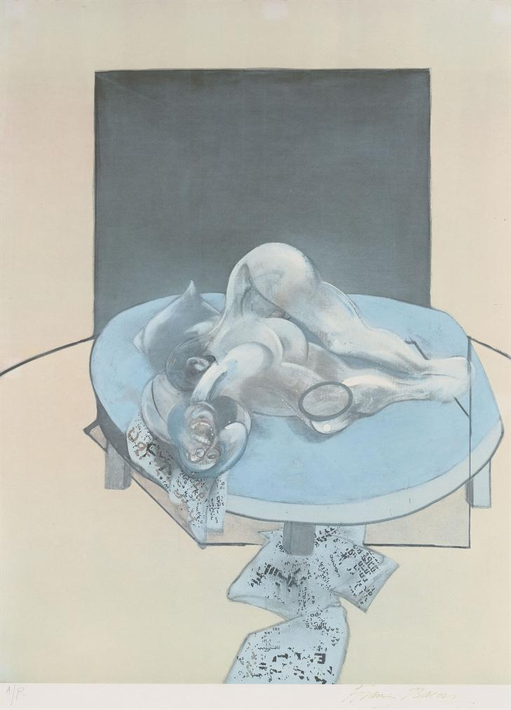 Francis Bacon-Studies Of The Human Body-1980