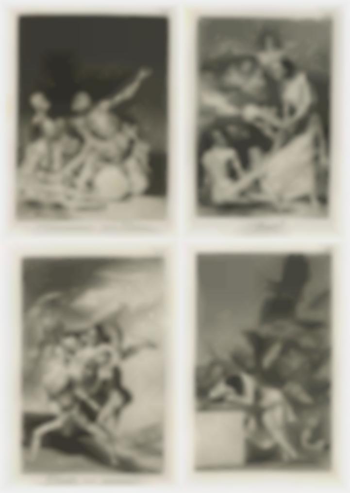 Francisco de Goya-Los Caprichos-1799