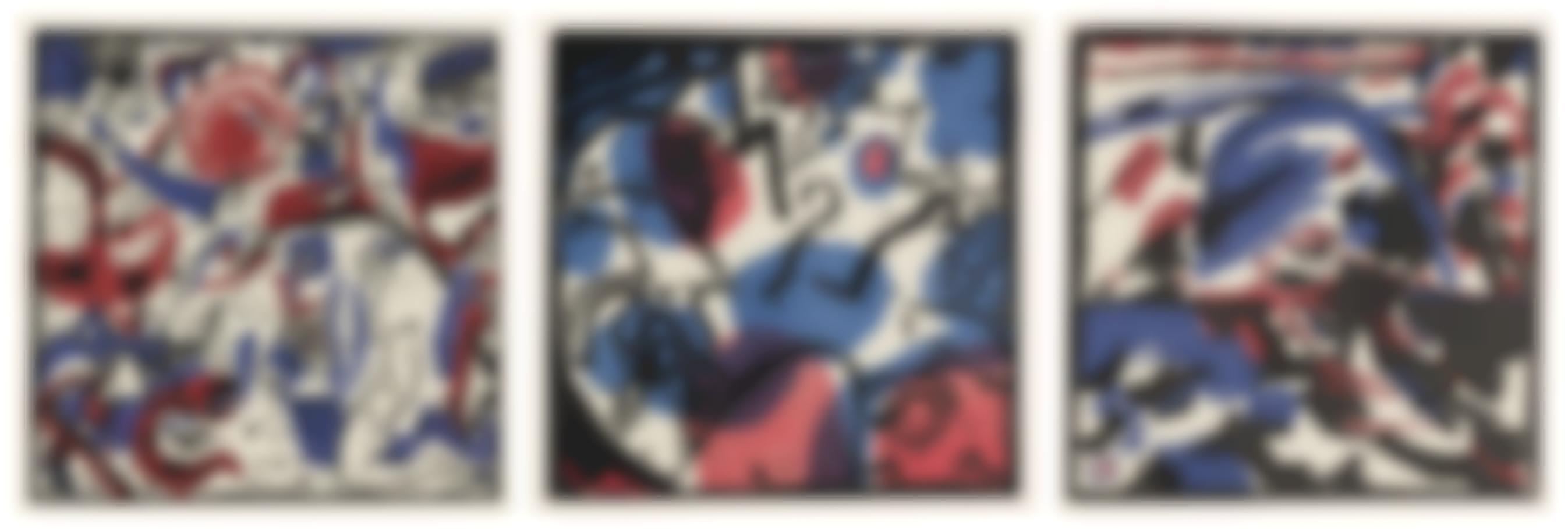 Wassily Kandinsky-Klange-1913