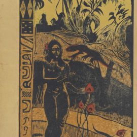 Paul Gauguin-Nave Nave Fenua (Delightful Land), From: Noa Noa-1894